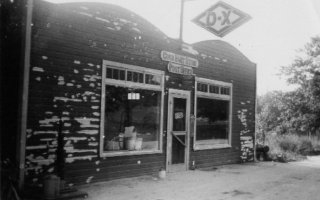 Original Storefront with D-X Station